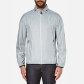 BOSS GREEN Men's Jiano Zipped Jacket Grey