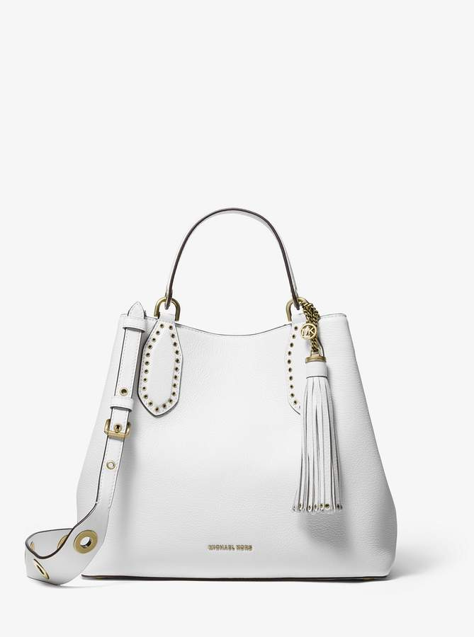 1edc38bca4b4 Michael Kors Optic White Bags - ShopStyle