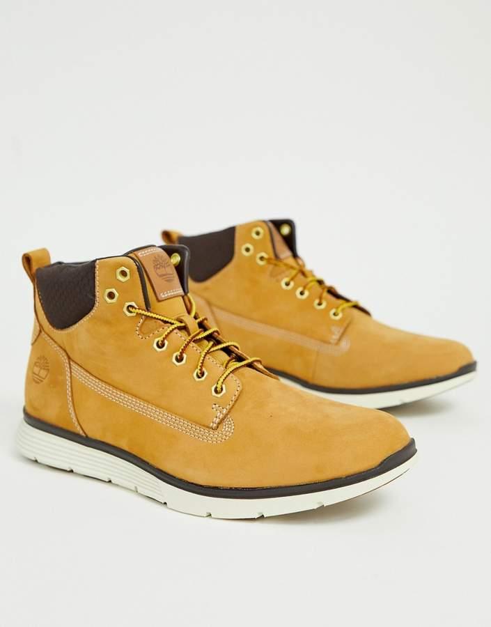 Timberland Killington chukka boots in wheat