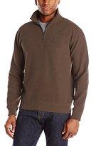 Wolverine Men's Denton Quarter-Zip Pullover Sweatshirt