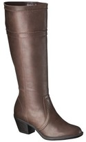 Mossimo Women's Kerryl Tall Boot - Brown