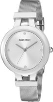 Ellen Tracy Women's ET5232SL Dial Classic Ladies Watch