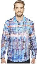 Robert Graham Calabasas Long Sleeve Woven Shirt
