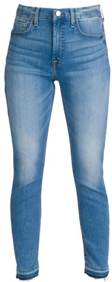 JEN7 by 7 For All Mankind Released Hem Skinny Jeans