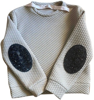 N°21 N21 Beige Knitwear for Women