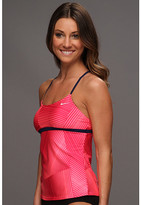 Nike Electric Break Racerback Tankini