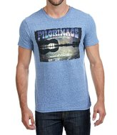 William Rast Pilgrimage Guitar at the Park Short-Sleeve Graphic T-Shirt