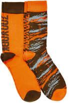 Zoo York 2-pk. Tiger Camo Socks