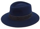 Maison Michel Andre rabbit-fur felt hat