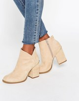 Asos ENDURE Hardware Ankle Boots