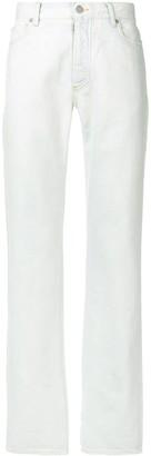 Maison Margiela wide-leg jeans
