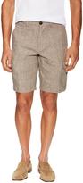 Brunello Cucinelli Men's Tonal Buttoned Shorts