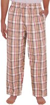 Alexander Del Rossa Del Rossa Men's 100% Cotton Woven Pajama Pants, (CA-A0696LBLMD)