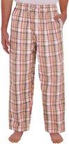 Alexander Del Rossa Del Rossa Men's 100% Cotton Woven Pajama Pants, (CA-A0696MBLMD)