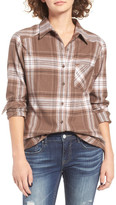 RVCA Plaid Shirt