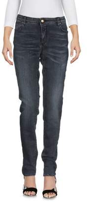 Pt01 Denim trousers