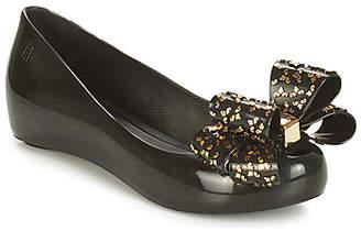 Melissa ULTRAGIRL SWEET XVI women's Shoes (Pumps / Ballerinas) in Black