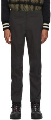 Descente Allterrain Black Long BOA Trousers