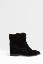 Etoile Isabel Marant Crisi Suede Boots