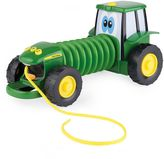 Tomy John Deere Tag Along Johnny by
