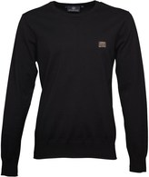 Duck and Cover Mens Swanley 2 Knit Top Black