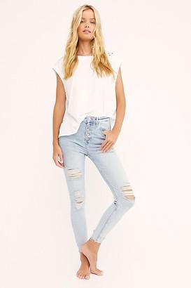 We The Free Sabrina Super Skinny Jeans
