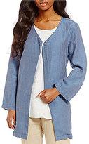 Preston & York Meredith Linen Jacket