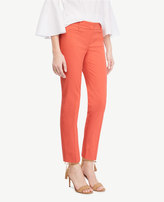 Ann Taylor The Tall Crop Pant - Kate Fit