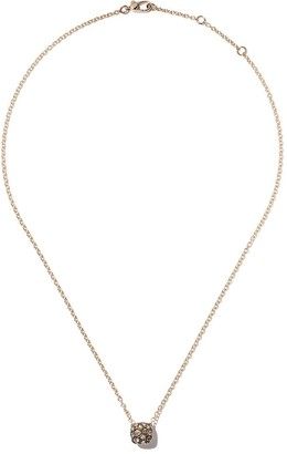 Pomellato 18kt Rose Gold And 18kt White Gold Necklace