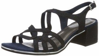 Marco Tozzi Women's 2-2-28222-32 Ankle Strap Sandals
