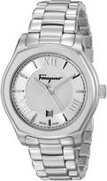 Salvatore Ferragamo Men's FQ1940015 Lungarno Analog Display Quartz Watch