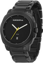 Quiksilver Black The Sovereign Watch