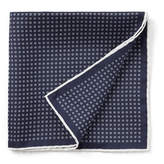 Silked Printed Pocket Square