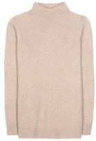 The Row Sasha Cashmere And Silk Sweater