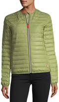 Hunter Quilted Puffer Zip-Front Thermolite Jacket