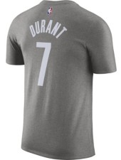 Jordan Kevin Durant Brooklyn Nets Men's Statement Player T-Shirt