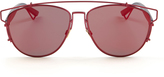 Christian Dior Technologic mirrored sunglasses