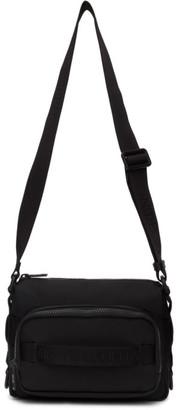 Alexander McQueen Black Urban Camera Bag