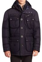 Polo Ralph Lauren Four-Pocket Aviator Jacket