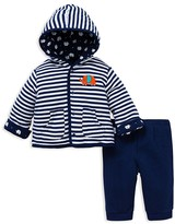 Little Me Infant Boys' Reversible Jacket & French Terry Pants Set - Sizes 3-12 Months