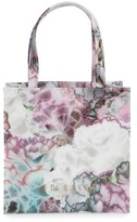 Ted Baker Illuminated Bloom Small Icon Tote - Purple
