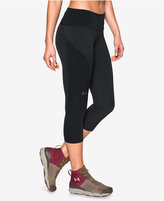 Under Armour ArmourVent Storm Water-Repellent Cropped Leggings