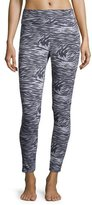 Cosabella Capone Banded Lounge Leggings, Dove Gray/Anthra