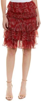 IRO Canwood A-Line Skirt