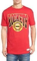 Mitchell & Ness Men's Rockets Graphic T-Shirt