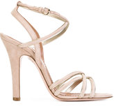 RED Valentino strappy heeled sandals - women - Leather - 36