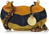 See by Chloe Madie Multicolor Suede Small Crossbody Bag