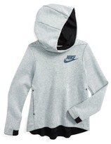 Nike Girl's Tech Fleece Hoodie