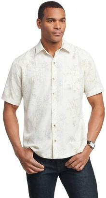 Van Heusen Men's Air Printed Button-Down Shirt