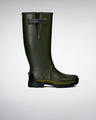Hunter Men's Balmoral Field Adjustable 3mm Neoprene Wellington Boots
